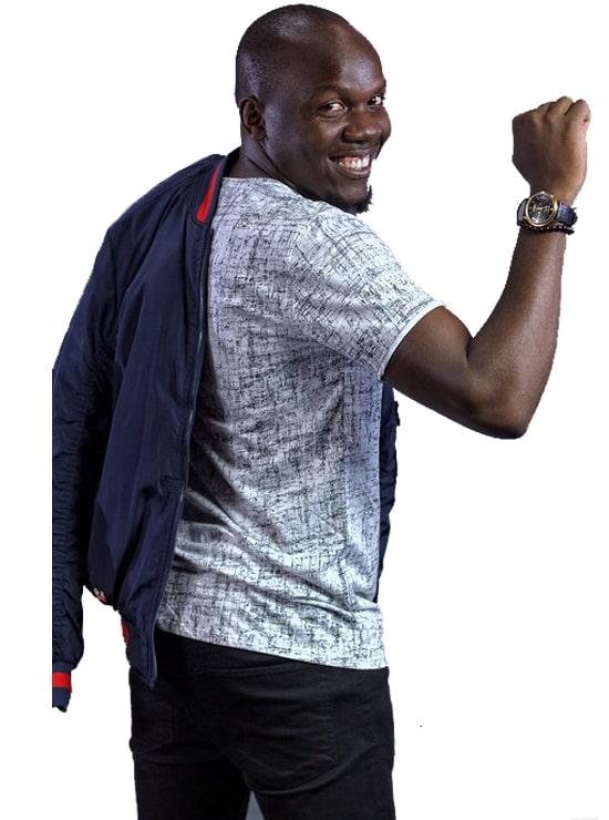 Teddy Eugene Otieno
